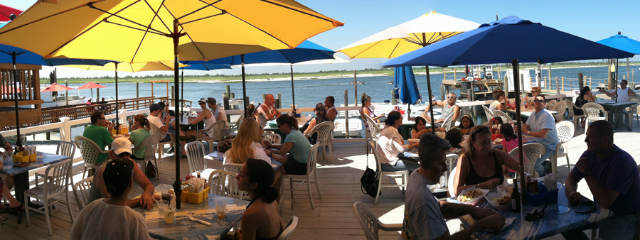 bar waterfront dining on the south shore of long island restaurant